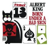 Download or print Born Under A Bad Sign Sheet Music Notes by Albert King for Bass Guitar Tab