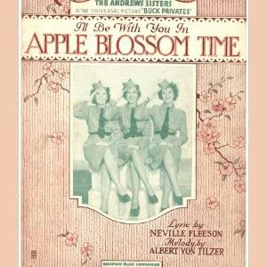 Albert Von Tilzer I'll Be With You In Apple Blossom Time profile picture