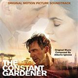 Download or print Funeral/Justin's Breakdown (from The Constant Gardener) Sheet Music Notes by Alberto Iglesias for Piano