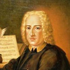 Download or print Arioso Sheet Music Notes by Alessandro Scarlatti for Piano