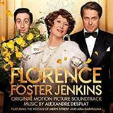 Download or print Florence And Whitey Sheet Music Notes by Alexandre Desplat for Piano