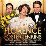 Download or print Florence Foster Jenkins Sheet Music Notes by Alexandre Desplat for Piano