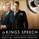 Download or print The King Is Dead (from The King's Speech) Sheet Music Notes by Alexandre Desplat for Piano