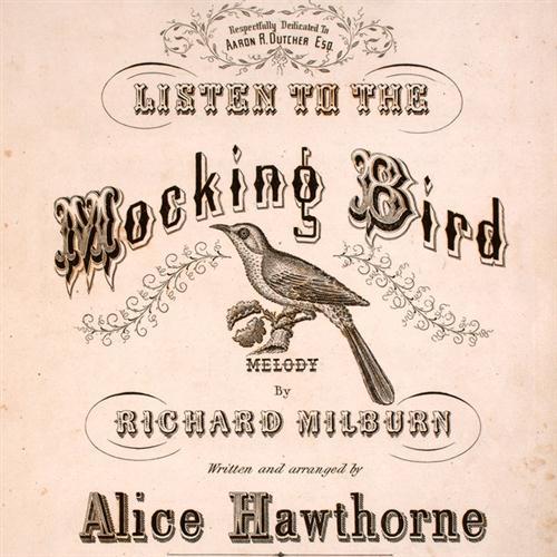 Alice Hawthorne Listen To The Mocking Bird profile picture