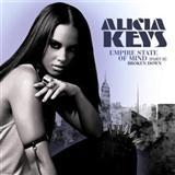 Download Alicia Keys Empire State Of Mind (Part II) Broken Down Sheet Music arranged for Ukulele Lyrics & Chords - printable PDF music score including 2 page(s)