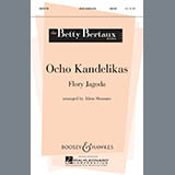 Download Alicia Shumate Ocho Kandelikas Sheet Music arranged for Unison Choral - printable PDF music score including 6 page(s)