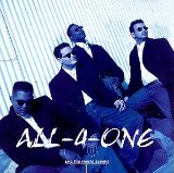 Download or print I Can Love You Like That Sheet Music Notes by All-4-One for Piano