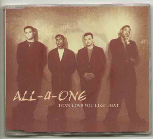 All-4-One Someday (from Walt Disney's The Hunchback Of Notre Dame) profile picture