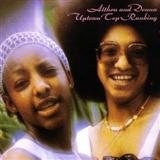 Download or print Uptown Top Ranking Sheet Music Notes by Althia & Donna for Lyrics & Chords