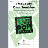 Download Alyssa Bonagura I Make My Own Sunshine (arr. Jack Zaino) Sheet Music arranged for 3-Part Mixed Choir - printable PDF music score including 15 page(s)