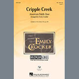 Download American Fiddle Tune Cripple Creek (arr. Emily Crocker) Sheet Music arranged for 3-Part Mixed - printable PDF music score including 11 page(s)