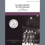 Download American Folksong I've Been Working on the Railroad (arr. Roger Payne) Sheet Music arranged for TTBB Choir - printable PDF music score including 5 page(s)