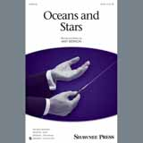 Download or print Oceans And Stars Sheet Music Notes by Amy Bernon for SATB