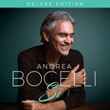 Download or print If Only (feat. Dua Lipa) Sheet Music Notes by Andrea Bocelli for Piano, Vocal & Guitar (Right-Hand Melody)