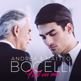 Download Andrea Bocelli & Matteo Bocelli Fall On Me (from The Nutcracker and the Four Realms) Sheet Music arranged for Piano, Vocal & Guitar (Right-Hand Melody) - printable PDF music score including 6 page(s)