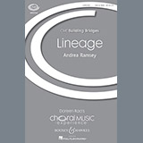 Download Andrea Ramsey Lineage Sheet Music arranged for SSA Choir - printable PDF music score including 14 page(s)