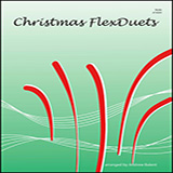 Download or print Christmas Flexduets - Violin Sheet Music Notes by Andrew Balent for String Ensemble