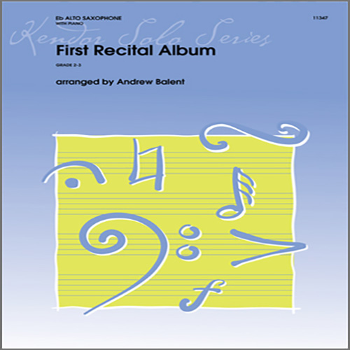 Andrew Balent First Recital Album - Piano Accompaniment profile picture