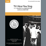 Download or print 'Til I Hear You Sing (from Love Never Dies) (arr. Theodore Hicks) Sheet Music Notes by Andrew Lloyd Webber for TTBB Choir
