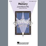 Download Andrew Lloyd Webber Memory (from Cats) (arr. Philip Lawson) Sheet Music arranged for SSAA Choir - printable PDF music score including 7 page(s)
