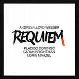 Download or print Pie Jesu (from Requiem) Sheet Music Notes by Andrew Lloyd Webber for Piano
