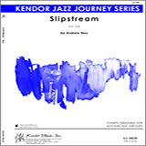 Download or print Slipstream - 2nd Bb Tenor Saxophone Sheet Music Notes by Andrew Neu for Jazz Ensemble