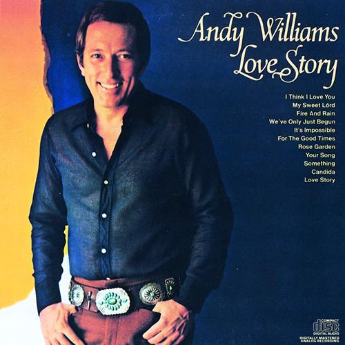 Andy Williams Where Do I Begin (Love Theme) profile picture