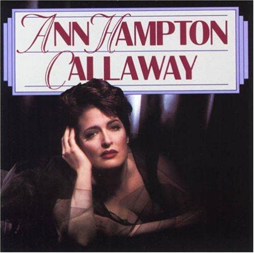 Ann Hampton Callaway I Gaze In Your Eyes profile picture