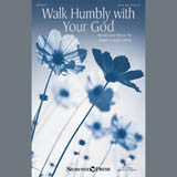 Download Anna Laura Page Walk Humbly With Your God Sheet Music arranged for SSAA Choir - printable PDF music score including 14 page(s)
