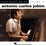 Download or print Song Of The Jet (Samba do Aviao) Sheet Music Notes by Antonio Carlos Jobim for Piano