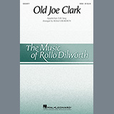 Download Appalachian Folk Song Old Joe Clark (arr. Rollo Dilworth) Sheet Music arranged for SSAA Choir - printable PDF music score including 19 page(s)
