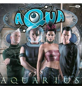 Aqua Back From Mars pictures