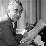 Download or print Ivan Can't Go Out Today Sheet Music Notes by Aram Khachaturian for Piano