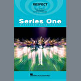 Download Aretha Franklin Respect (arr. Michael Oare) - F Horn Sheet Music arranged for Marching Band - printable PDF music score including 1 page(s)