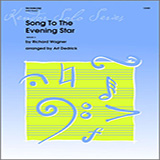 Download Art Dedrick Song To The Evening Star - Piano Sheet Music arranged for Brass Solo - printable PDF music score including 3 page(s)