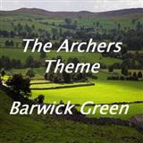 Download or print Barwick Green (theme from The Archers) Sheet Music Notes by Arthur Wood for Piano