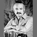 Download Astor Piazzolla Adios nonino Sheet Music arranged for Piano - printable PDF music score including 2 page(s)