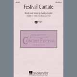 Download Audrey Snyder Festival Cantate Sheet Music arranged for 3-Part Mixed Choir - printable PDF music score including 11 page(s)