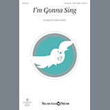 Download African-American Spiritual I'm Gonna Sing (arr. Audrey Snyder) Sheet Music arranged for Unison Choral - printable PDF music score including 7 page(s)
