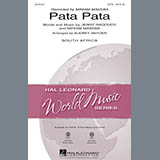 Download Audrey Snyder Pata Pata Sheet Music arranged for SATB - printable PDF music score including 11 page(s)