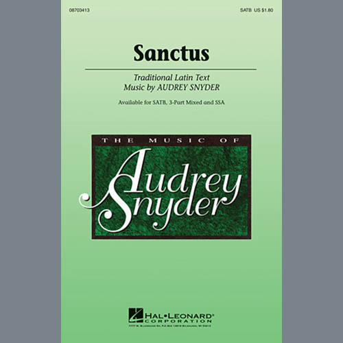 Audrey Snyder Sanctus profile picture