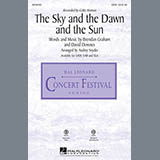 Download Audrey Snyder The Sky And The Dawn And The Sun Sheet Music arranged for SATB Choir - printable PDF music score including 11 page(s)