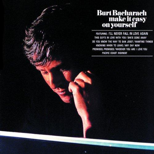 Bacharach & David I'll Never Fall In Love Again profile picture
