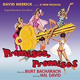Download or print Promises Promises Sheet Music Notes by Burt Bacharach for Piano