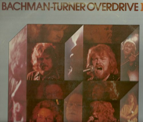 Bachman-Turner Overdrive Takin' Care Of Business profile picture