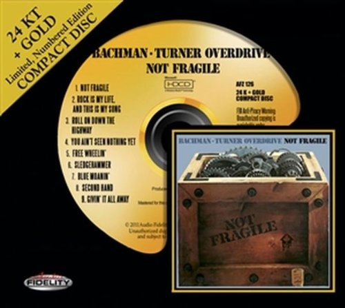 Bachman-Turner Overdrive You Ain't Seen Nothin' Yet profile picture