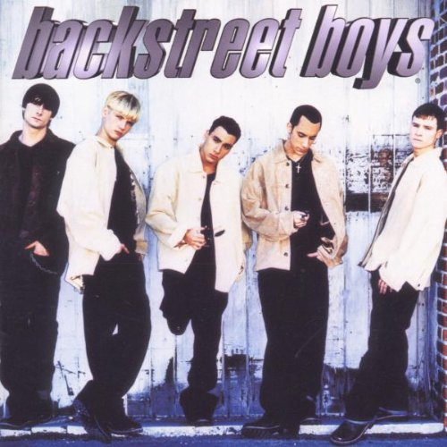Backstreet Boys Every Time I Close My Eyes pictures