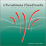 Download or print Christmas FlexDuets - C Treble Clef Instruments Sheet Music Notes by Balent for Performance Ensemble