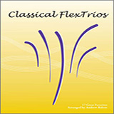 Download Balent Classical FlexTrios - Percussion Instruments - Percussion Sheet Music arranged for Performance Ensemble - printable PDF music score including 32 page(s)