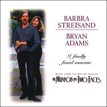 Barbra Streisand and Bryan Adams I Finally Found Someone pictures